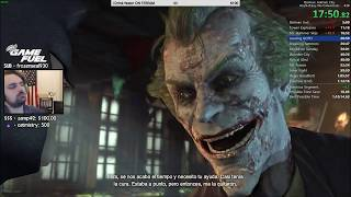 Batman: Arkham City Any% (Easy, No Catwoman) Speedrun PB 1:11:14 RTA (06/01/19)