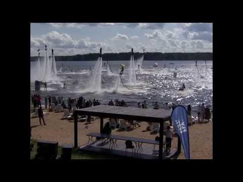 Фестиваль водно-экстремальных видов спорта в Конаково