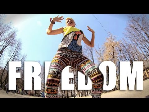 Freedom dance, with Zap
