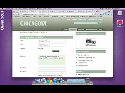 About ChicagoIX: General Web Directory