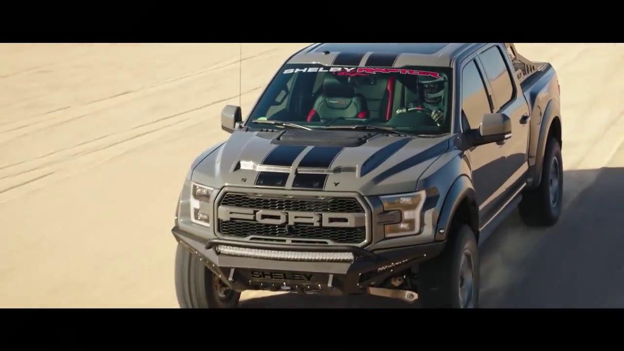 2019 Shelby Raptor - YouTube