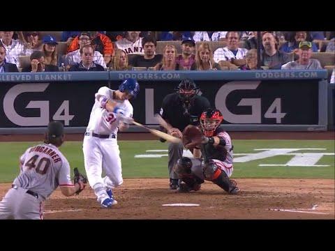 Every Dodgers Homerun 2015 HD