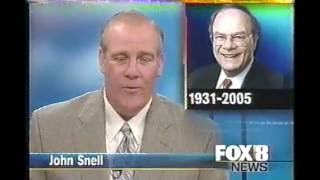 Buddy D Tributes - WVUE-TV and WDSU-TV (1-10-2005)