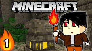 Minecraft Adventure Indonesia - Mencari Harta Karun! (1)