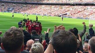 Tottenham 1-2 Liverpool MATCH VLOG | Wijnaldum & Firmino Goals