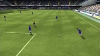 Fifa 09 Free kicks