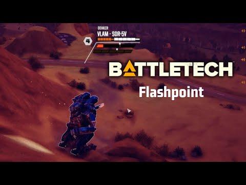 Battletech Flashpoint w/ Jet Sun Part 6: V.L.A.M in Action |