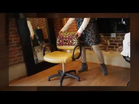 Salon Slips   Salon Chair Slip Covers