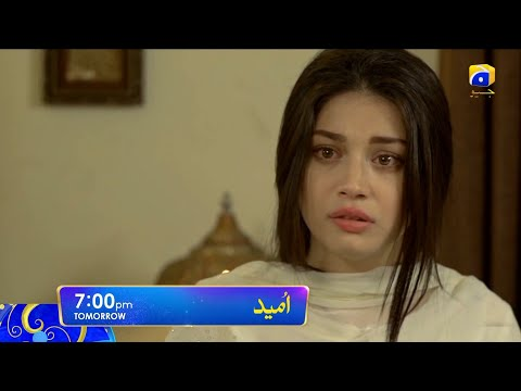 Drama Serial Umeed Tomorrow at 7:00 PM only on HAR PAL GEO