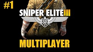 Sniper Elite 3 [PC] Multiplayer (Ep.1) Team Deathmatch