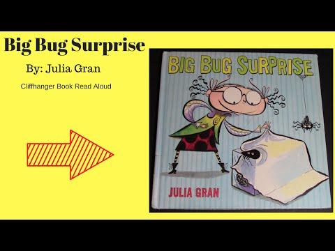 big-bug-surprise---read-aloud---children's-book---bedtime-stories---cliffhanger