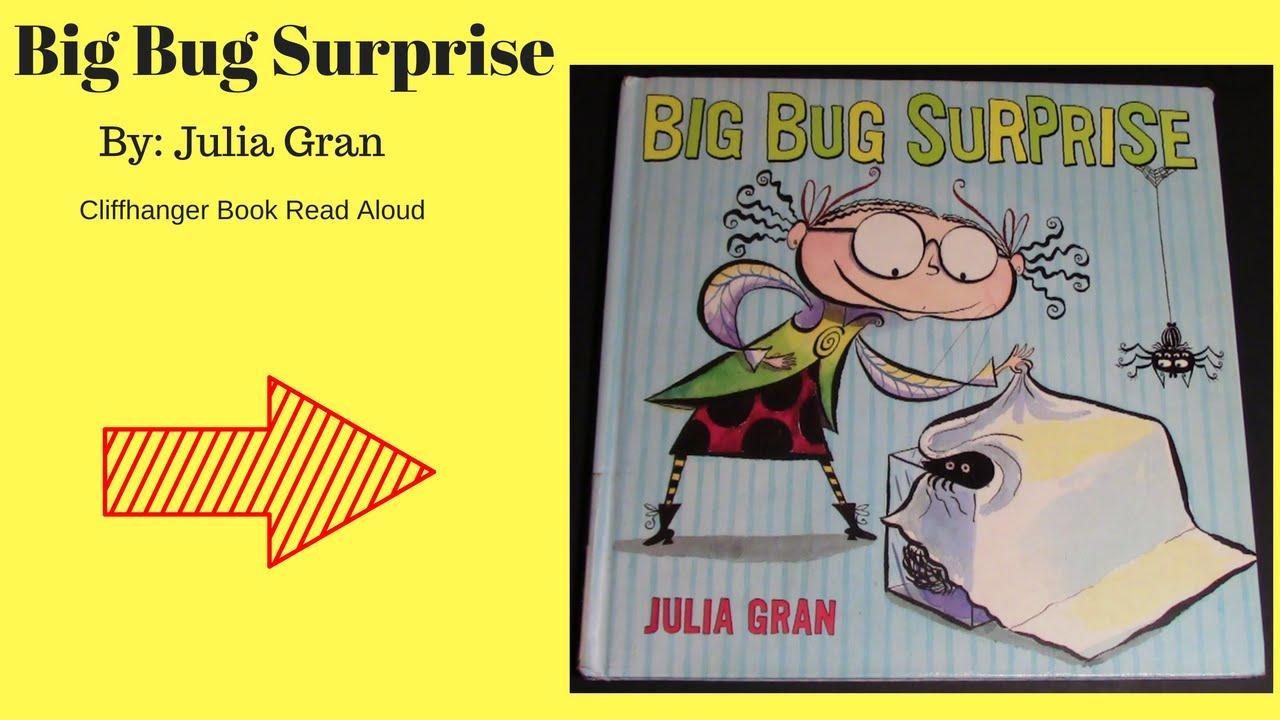 Big Bug Surprise - Read Aloud - Children's Book - Bedtime