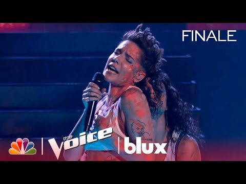 Halsey - 'Without Me' (The Voice 2018 Finale)