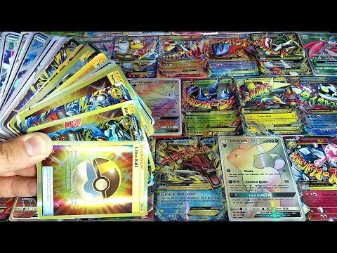 60 GX & EX ULTRA RARE PULLS! THE BEST FAKE POKEMON CARDS EVER! POKEMON UNWRAPPED