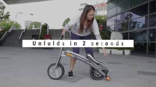 Stigo Lightest Seated Electric Scooter