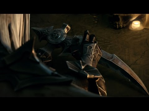 Diablo III: Rise of the Necromancer Pack Reveal – BlizzCon 2016