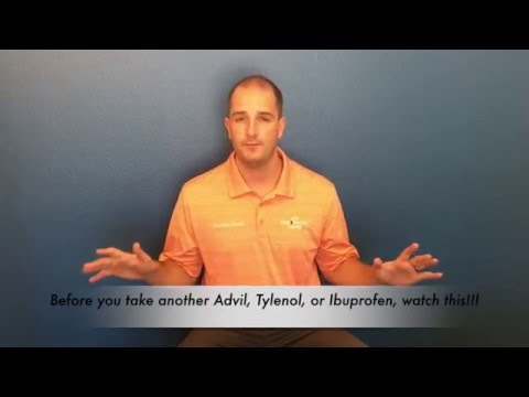 Before You Take Another Advil, Tylenol, or Ibuprofen, Watch This!