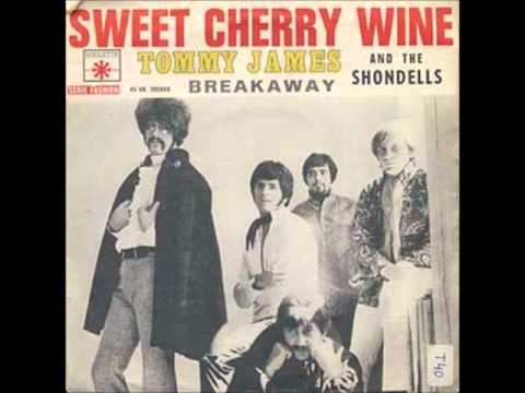 Tommy James and the Shondells - Sweet Cherry Wine