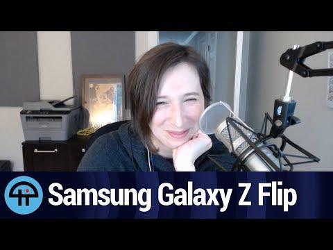 Samsung Galaxy Z Flip 1st Impressions