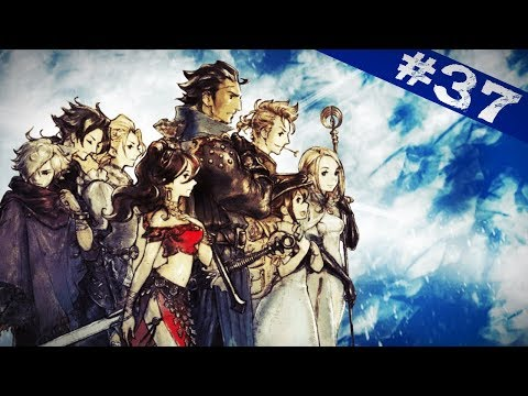 TEST EN CARTON #37 - Octopath Traveler