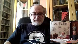 VK 2020: Aŭtora Momento kun Miguel Fernández