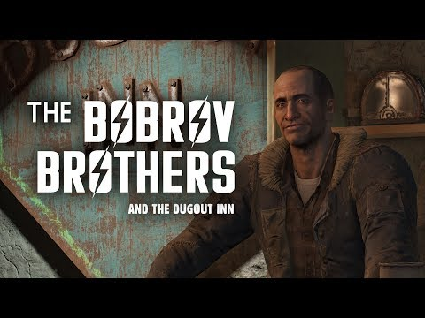 Bobrov Brothers & Their Dugout Inn: Plus, Doc Crocker & The Mystery of Earl Sterling - Fallout 4