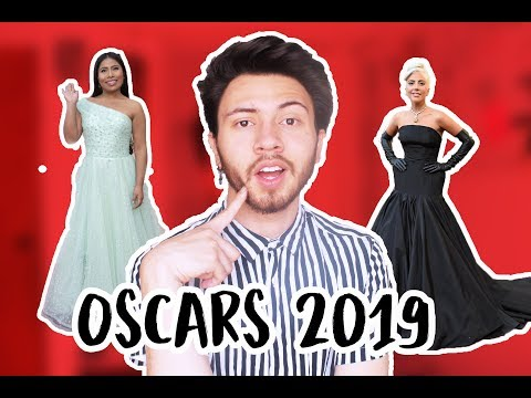 REVIEW RED CARPET OSCARS 2019  Niculos M