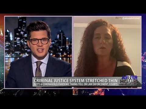 COVID & Crime with Michelle Esquenazi
