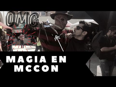 MC CON 2017 | MAGIANDO UN POCO