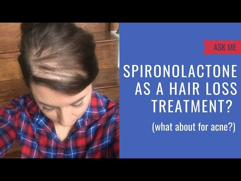 Is Spironolactone a Hair Loss SOLUTION? What about for acne?