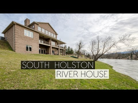 2261 Bullock Hollow Rd Bristol TN   South Holston River Home For Sale