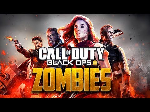 Black Ops 4 Zombies - All New Zombie Maps Gameplay! (Call of Duty BO4 Zombies)