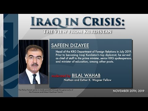 Iraq in Crisis: The View from Kurdistan