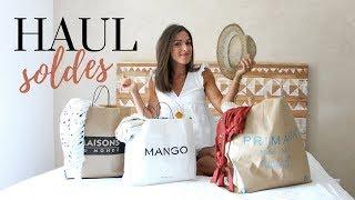 HAUL SOLDES - Mango, Zara, Stradivarius, Pimkie, MDM..