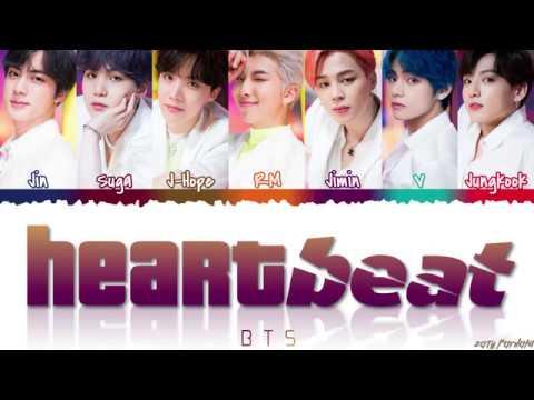 BTS (방탄소년단) - 'HEARTBEAT' Lyrics [Color Coded_Han_Rom_Eng]
