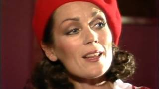 "MUSICAL ""ME AND MY GIRL""_x000D_ THAMES NEWS -28.8.86- LORRAINE CHAS..."