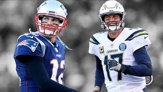 Ian Eagle says the Chargers are more talented than the Patriots