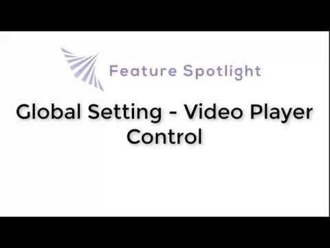 Video Player Control – InstaVR Help Center