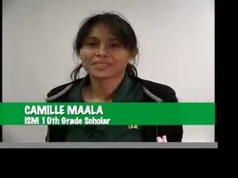 Meet the ISM Scholars -- International School Manila Filipino Scholar Program