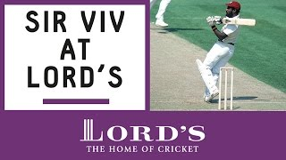 "Sir Viv Richards: ""You couldn"