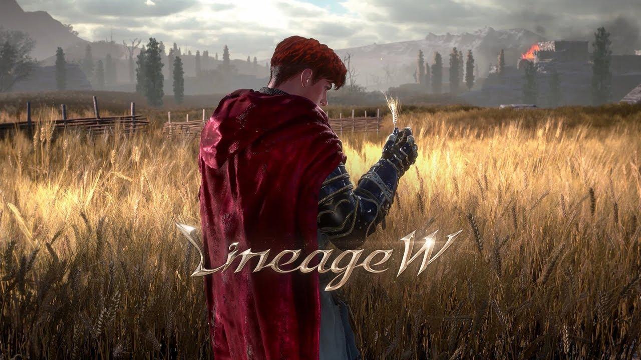 Lineage W – Game MMORPG đồ họa siêu khủng của NCSoft phát hành cả mobile và PC