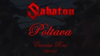 Sabaton - Poltava (Lyrics English & Deutsch)