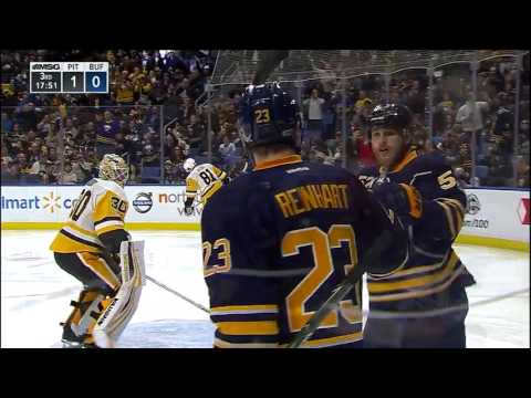 Pittsburgh Penguins vs Buffalo Sabres - March 21, 2017 | Game Highlights | NHL 2016/17