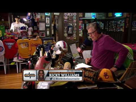 Ricky Williams on The Dan Patrick Show (Full Interview) 7/14/16
