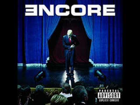 Eminem Encore all songs 2004