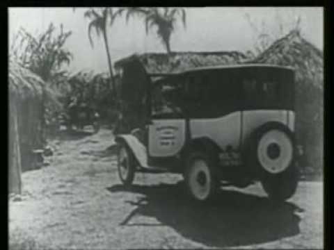 1923 Stan Laurel in Roughest Africa (part 1 of 3)