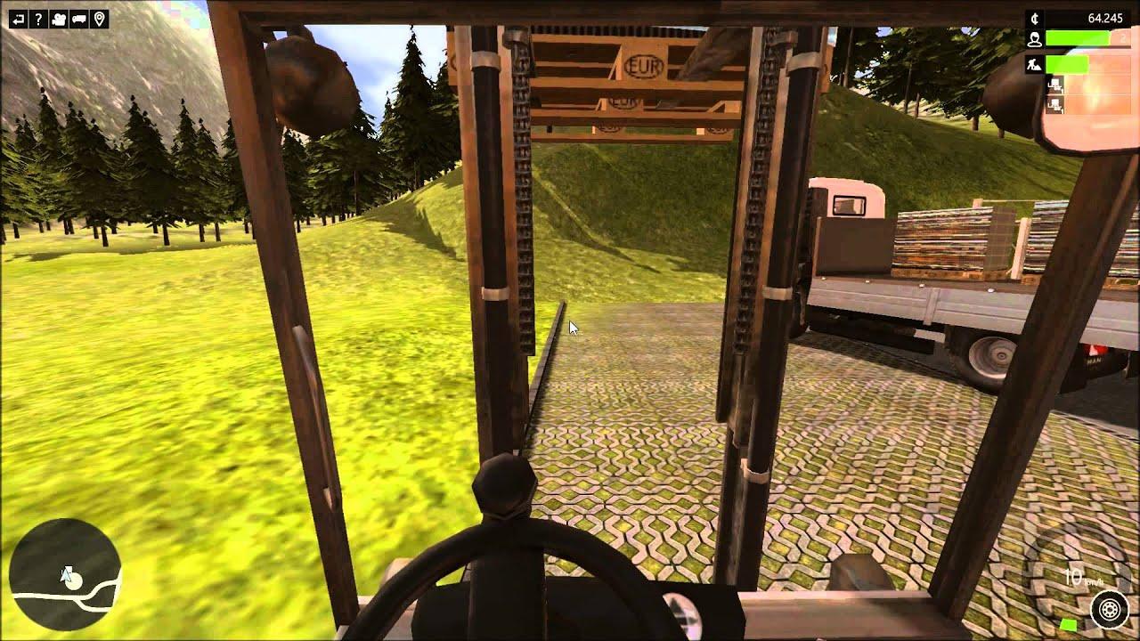 Construction Simulator 2015 Job 3 Building A Small House