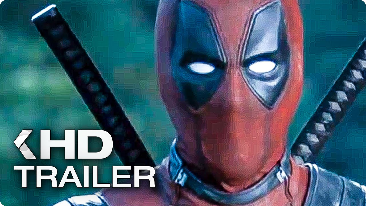 "DEADPOOL 2 Trailer (2018) ""Wet on Wet"" Teaser"