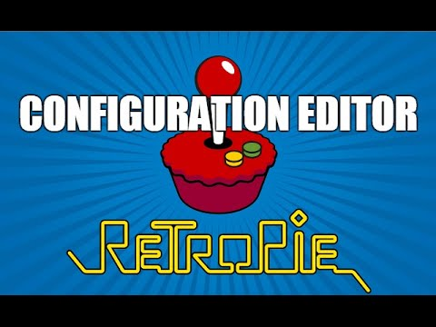 RetroPie: Configuration Editor - Easily update your config settings