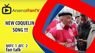 New Coquelin Song !!! | Newcastle 1 Arsenal 2